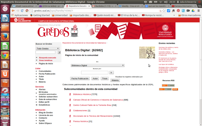 biblioteca digital gredos